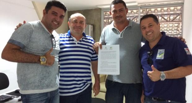 Sincocapro celebra convênio com clube Eldorado