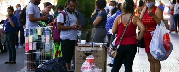 Notícia – Pandemia ainda provoca impactos no mercado de trabalho, diz Ipe
